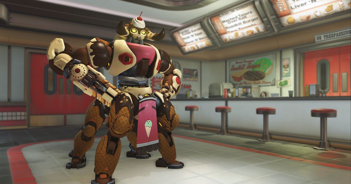 Overwatch Summer Games 2020 dates, new skins, Lucioball remixed announced
