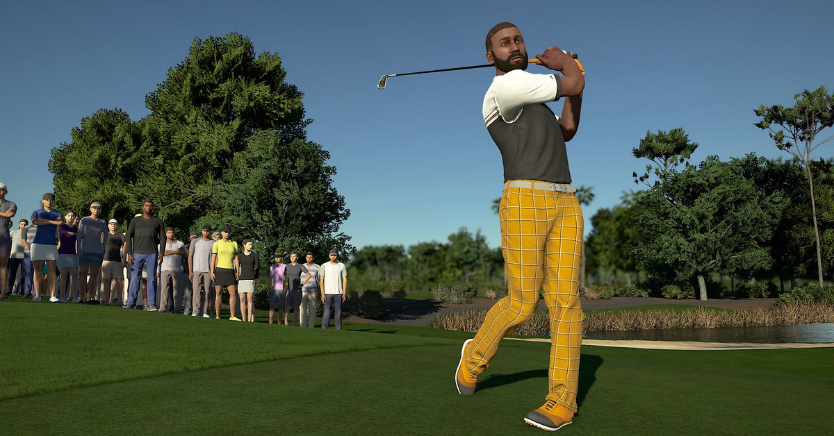 PGA Tour 2K21 impressions: Golf experts bring the sport to the masses