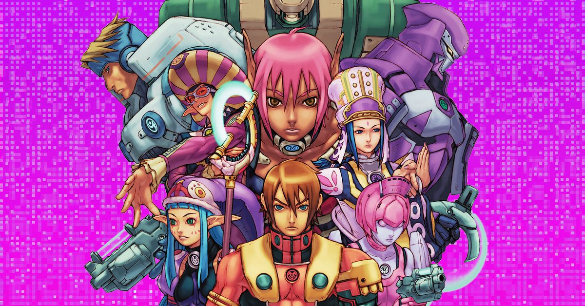 Phantasy Star Online devs on the story, the graphics, and the angry fans that used to call Sega