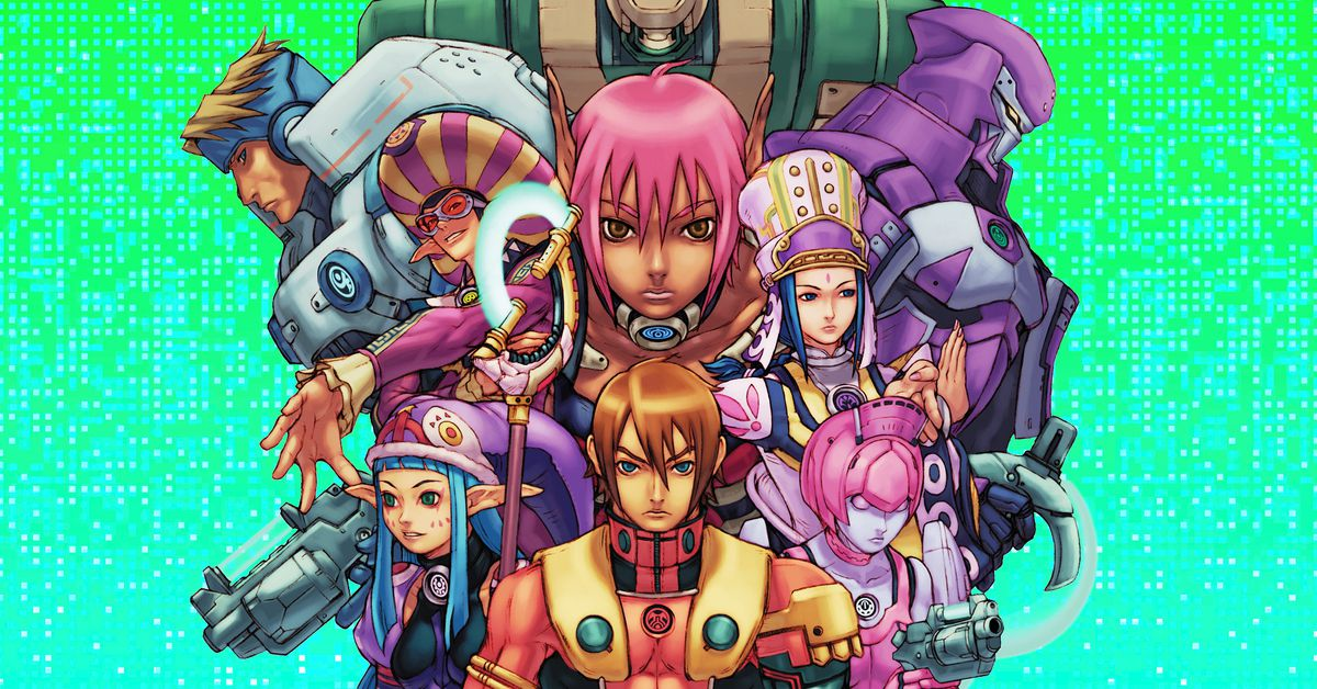 Phantasy Star Online's music has defined the series for 20 years