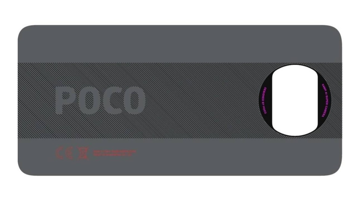 Poco X3 with new design, 33W fast-charging, 64MP camera reportedly under works