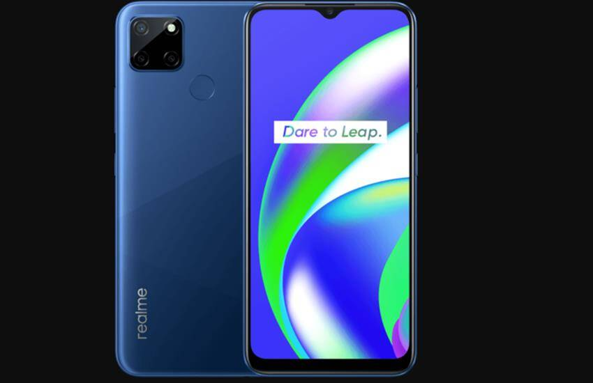 Realme C12 Price new realme smartphone launched, know realme mobile price, specifications, latest smartphones - Realme C12 launched, this budget smartphone has 6,000 mAh strong battery, know features