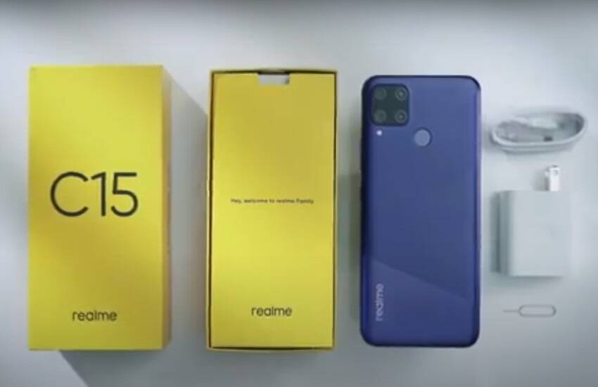 Realme C12, Realme C15 Price in India, Specifications Launch Live Updates: Oppo Realme C12, Realme C15 Specs, Price, How to watch live event, other details - Realme C12, Realme C15 India Launch LIVE Updates: Waiting for Realme's new smartphones , Realme C12 and Realme C15 will be launched today