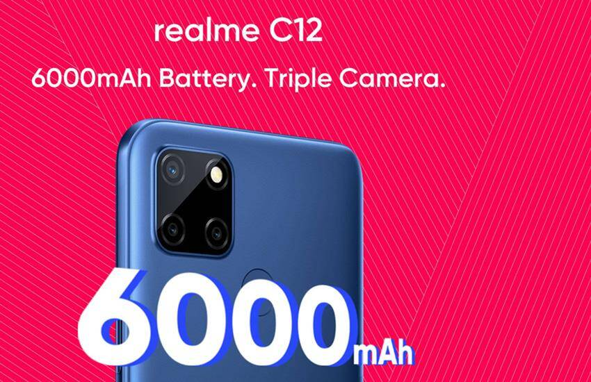 Realme C12, Realme C15, two upcoming smartphones in India, know realme mobile details, realme smartphones, flipkart - Realme C12 and Realme C15 will be launched in India on this day, will get 6000 mAh strong battery