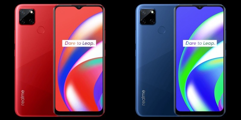 Realme C12 with Helio G35, triple cameras, 6000mAh battery launched