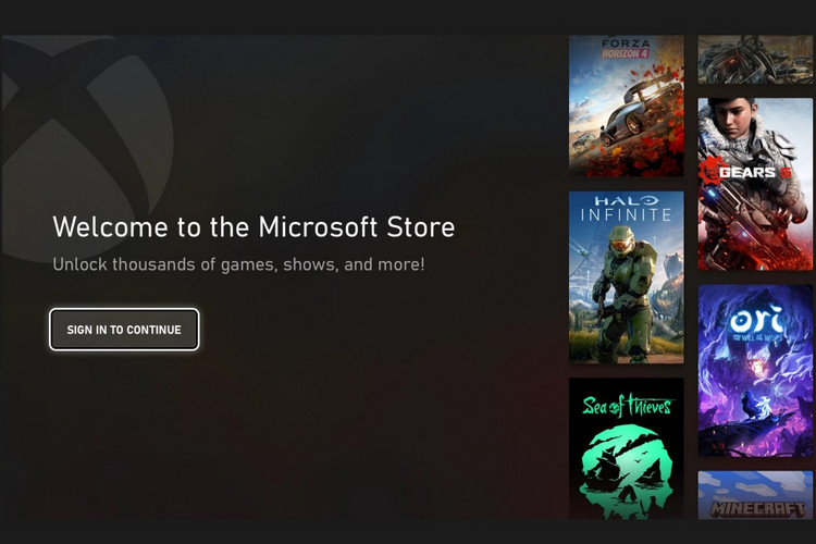 Redesigned Xbox Store Unveiled Ahead of Xbox Series X Launch