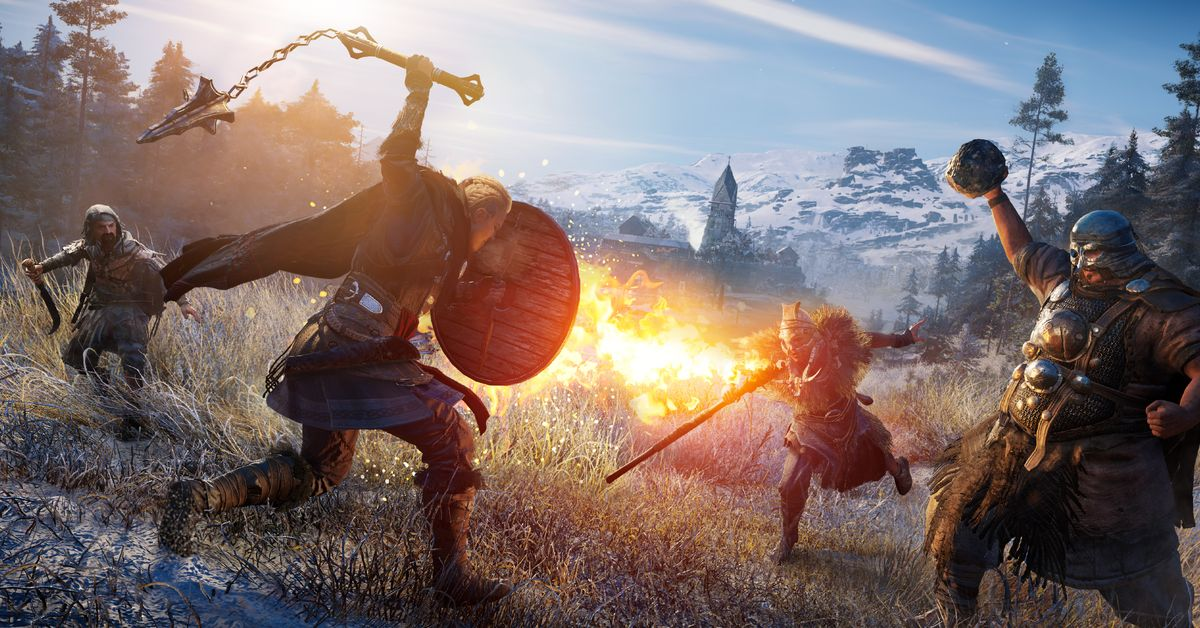 Report: Ubisoft fired Assassin's Creed Valhalla director