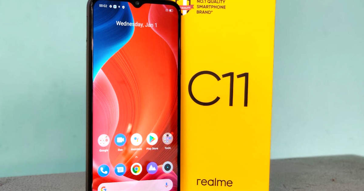 Sale of Realme C11 with great features in low price today - realme c11 smartphone sale today in india on flipkart know price and specifications