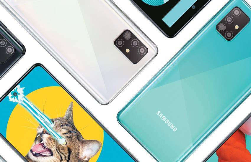Samsung Galaxy A51 Price in India drop, know samsung mobile price, samsung a51 specifications, amazon, flipkart, smartphones under 30000 - samsung galaxy a51 with 48MP camera cheaper by Rs 2000, learn new price