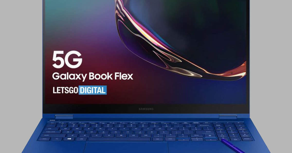 Samsung Galaxy Book Flex 5G: Samsung bringing Dhansu 5G laptop, will be launched this year - samsung galaxy book flex 5g laptop expected to launch this year