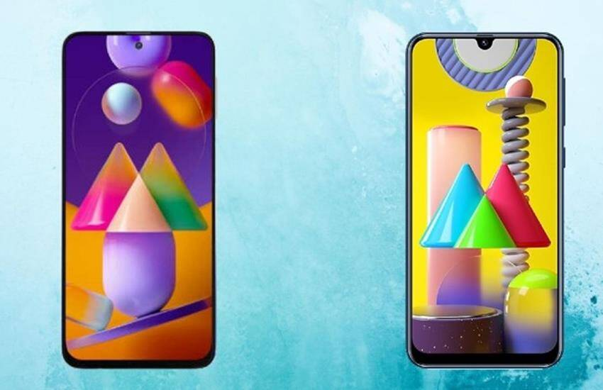 Samsung Galaxy M31s vs Samsung Galaxy M31 comparison of samsung mobile price, features, smartphones under 20000, amazon - Samsung Galaxy M31s vs Galaxy M31: how different smartphones are from each other