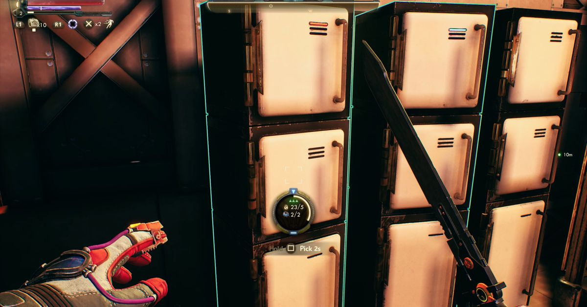 Someone made a video game lock pick museum that you can play