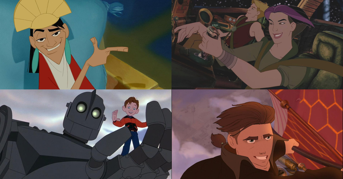 The Animated Box Office Bombs That Are Actually Good