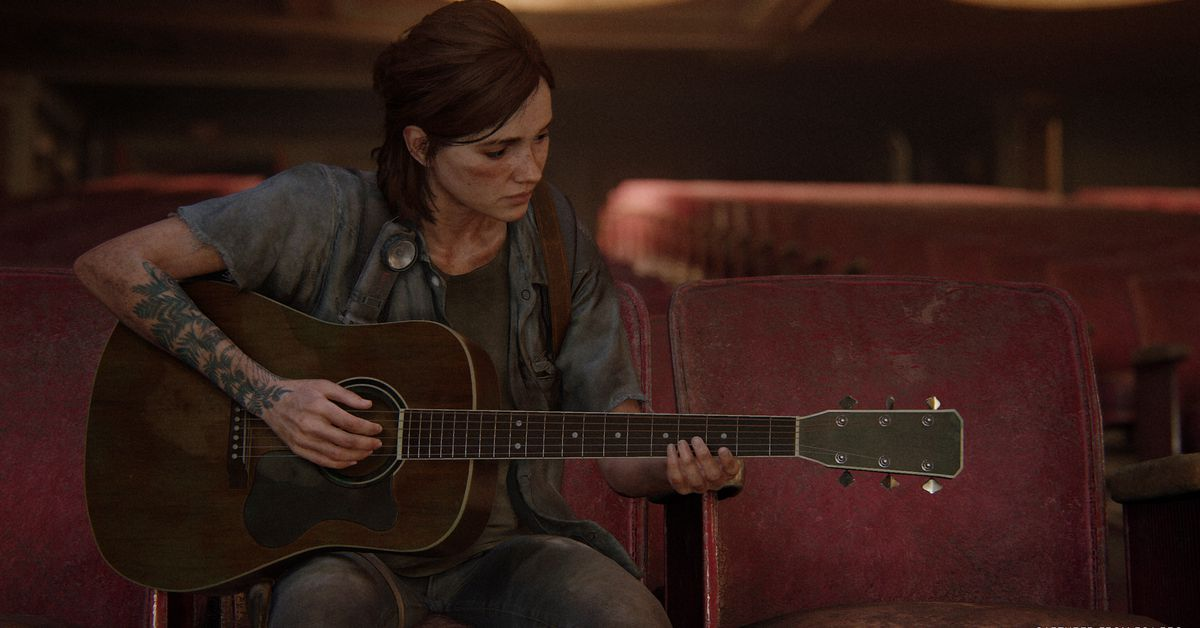 The Last of Us 2 gets permadeath, Grounded difficulty