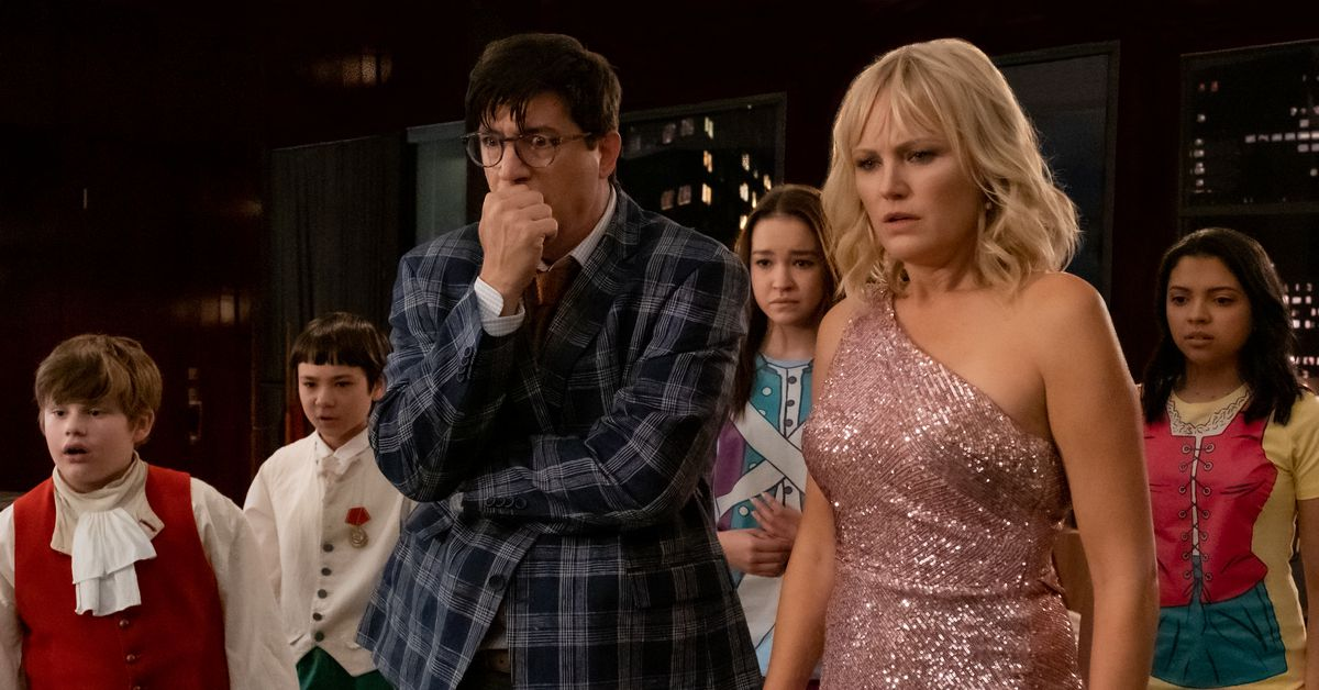 The Sleepover review: Netflix's take on Spy Kids is all about the parents