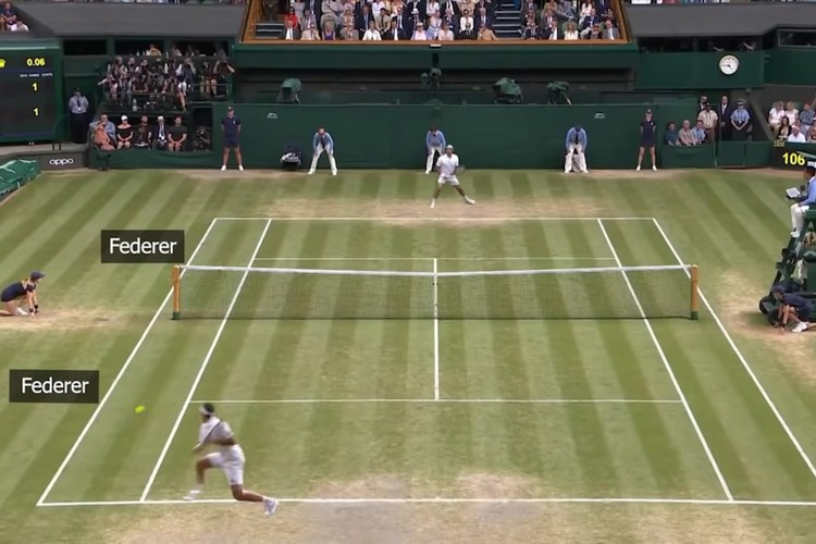 """This New AI Can Simulate """"Wimbledon Championship"""" Matches"""