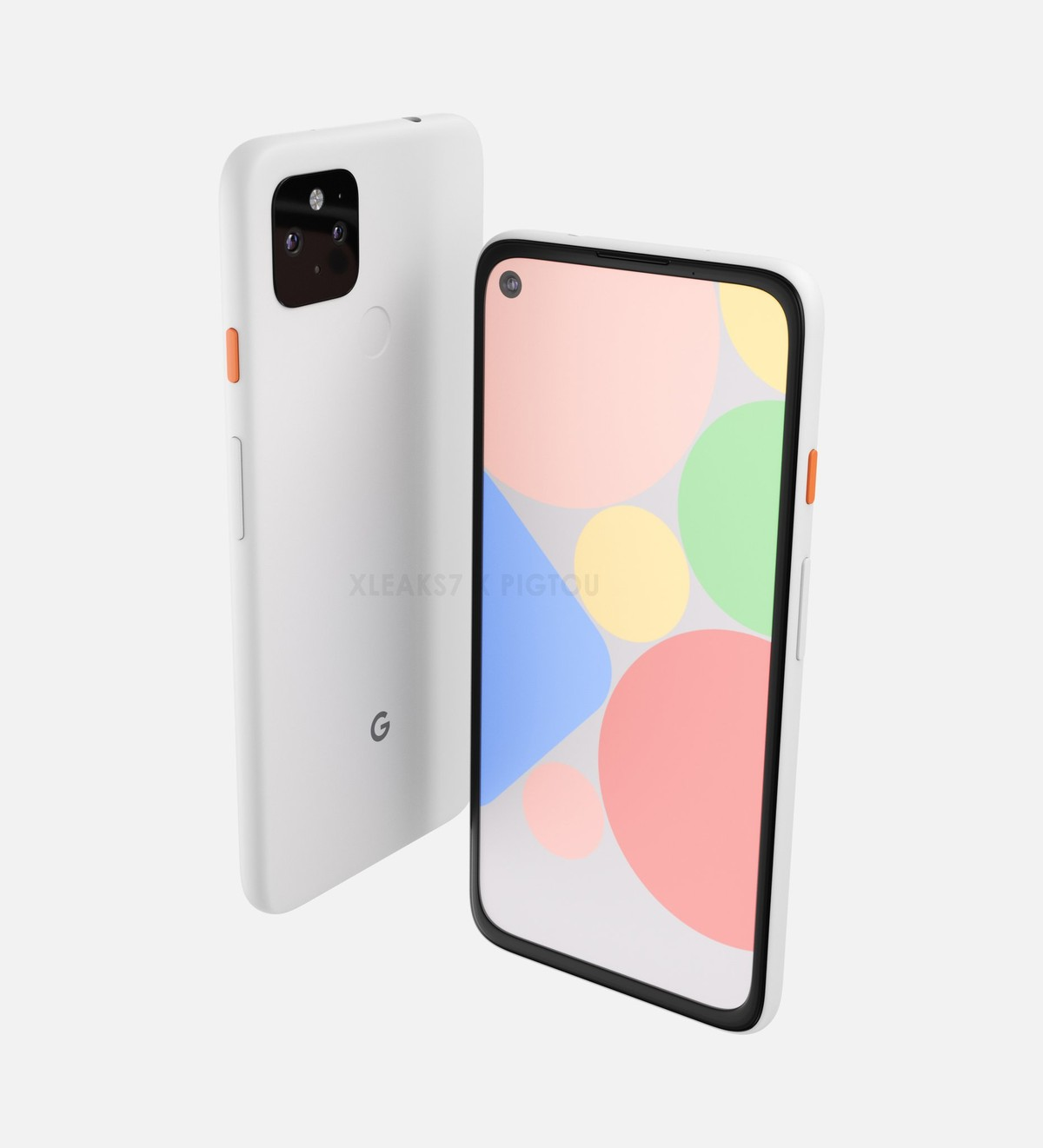 This shows Google Pixel 5a is already in development