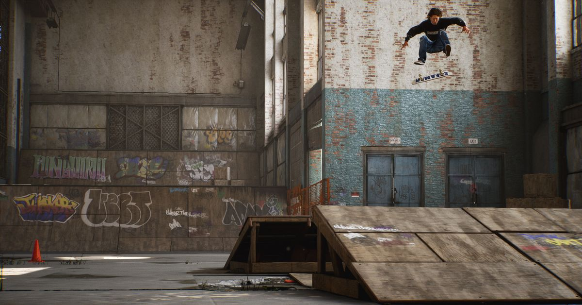 Tony Hawk's Pro Skater is changing the name of an iconic trick