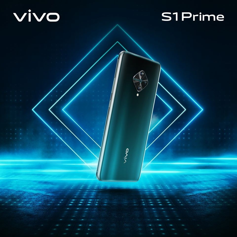 Vivo S1 Prime with Snapdragon 665 SoC, 48MP quad camera launched