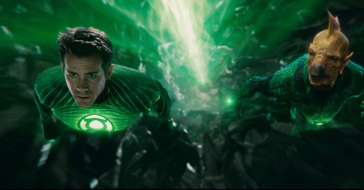 Watch: Ryan Reynolds spoofs Snyder Cut with Green Lantern re-edit