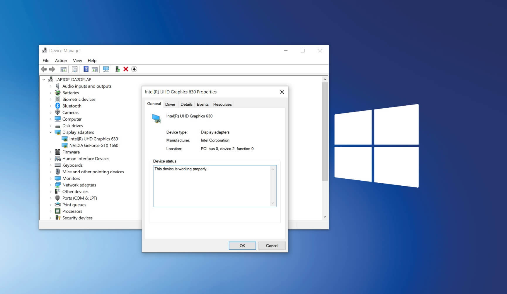 Windows 10 Device Manager loses ability to update drivers over internet