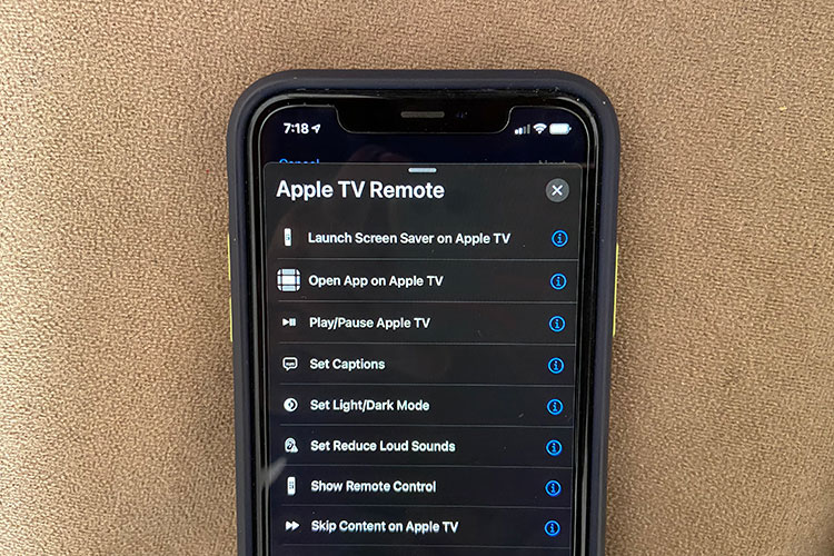 You Can Now Use Siri Shortcuts to Switch User Accounts on Apple TV