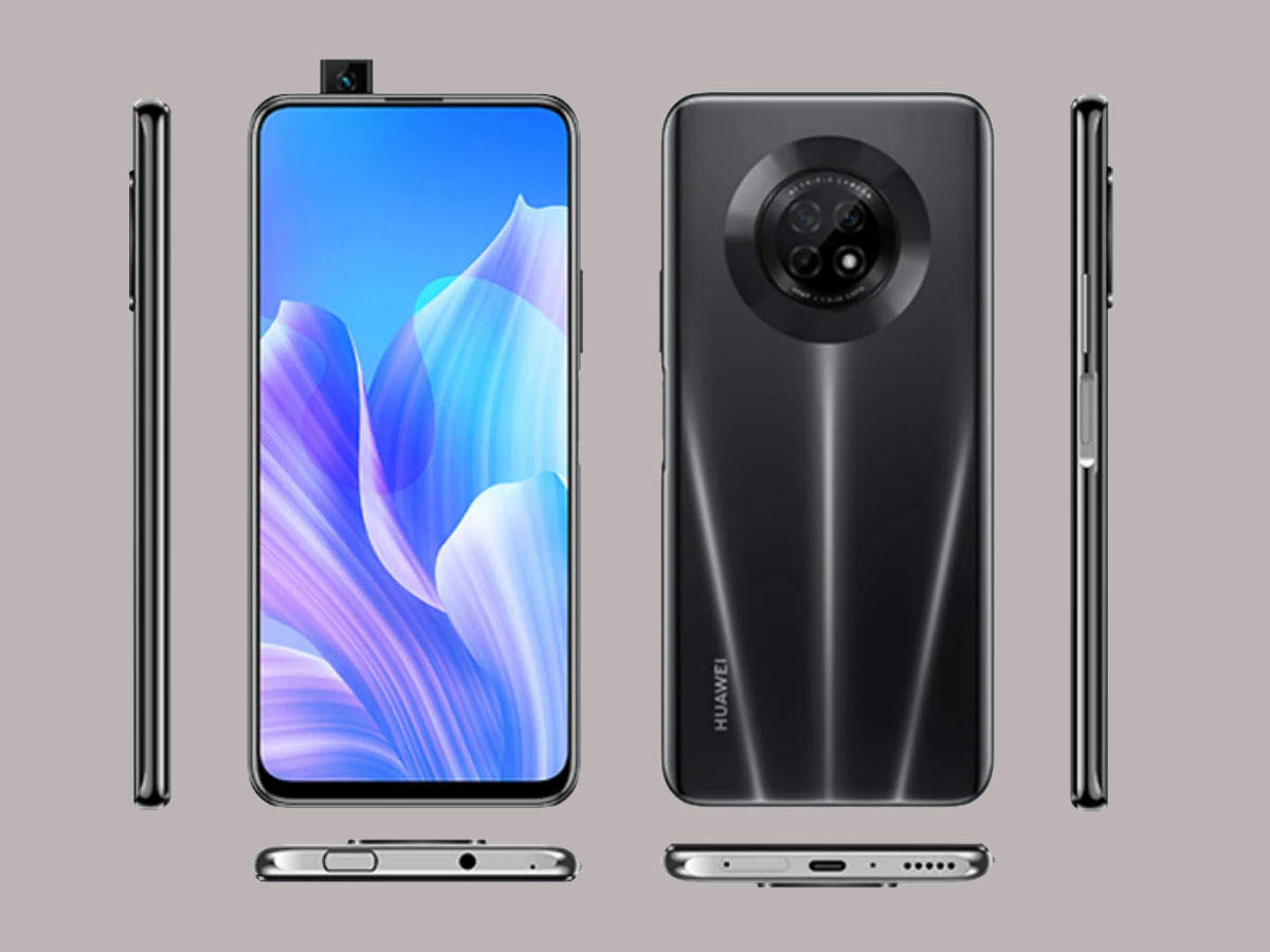 gadgets news news: Huawei Enjoy 20 Plus 5G smartphone will be launched soon, know price and specifications - huawei enjoy 20 plus 5g expected to launch soon know detail