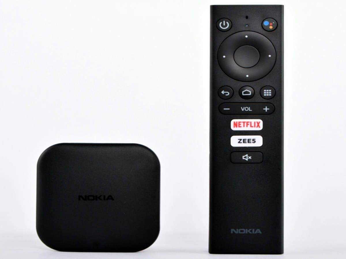 gadgets news news: nokia media streamer launched, price Rs 3,499 - nokia media streamer launched via flipkart at rupees 3499