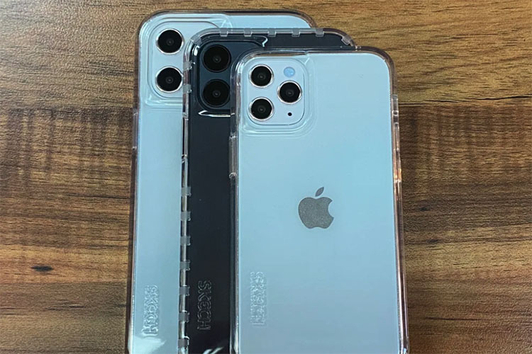 iPhone 12 Dummy Images Leaked Online Showing iPhone 4-like Design