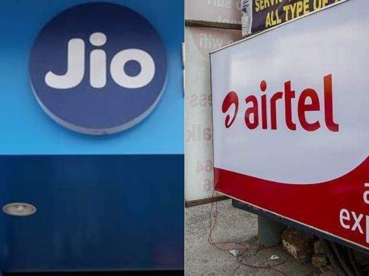 jio vs airtel: Reliance Jio vs Airtel: 2 GB data and unlimited calls every day for less than Rs 500 - reliance jio vs airtel offering 2 gb data per day and unlimited call under 500 rupees