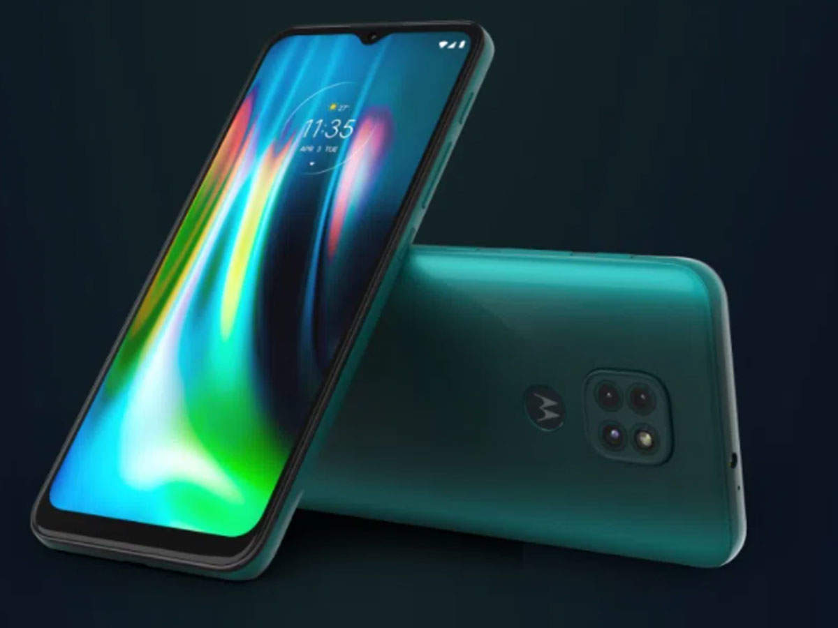 moto g9: first sale of moto g9 today, buy dhansu budget smartphone in discount offer - moto g9 smartphone to go on sale for the first time in india today via flipkart