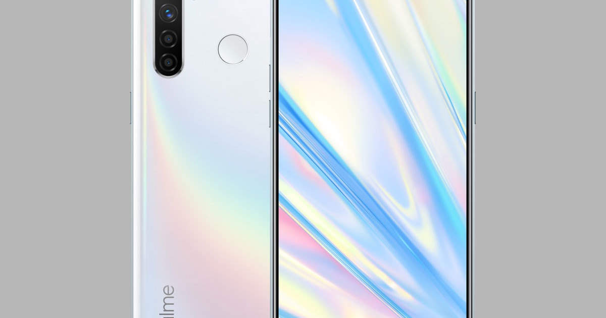 realme 5 pro: realme 5 pro smartphone in new color, learn details - realme 5 pro now also available in chroma white color option