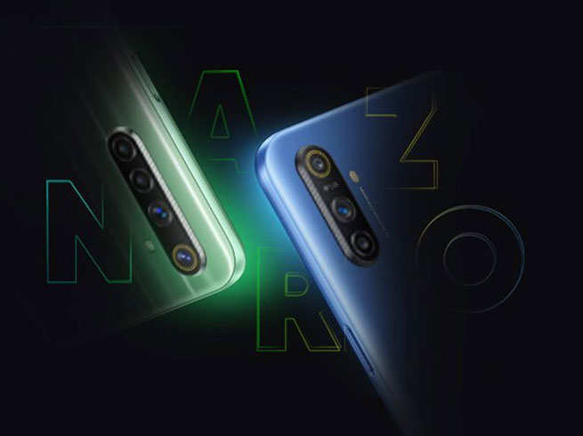 realme narzo 20 pro: realme brings two budget phones of narzo series, powerful features in low price - realme to soon launch narzo 20 series claims new leak
