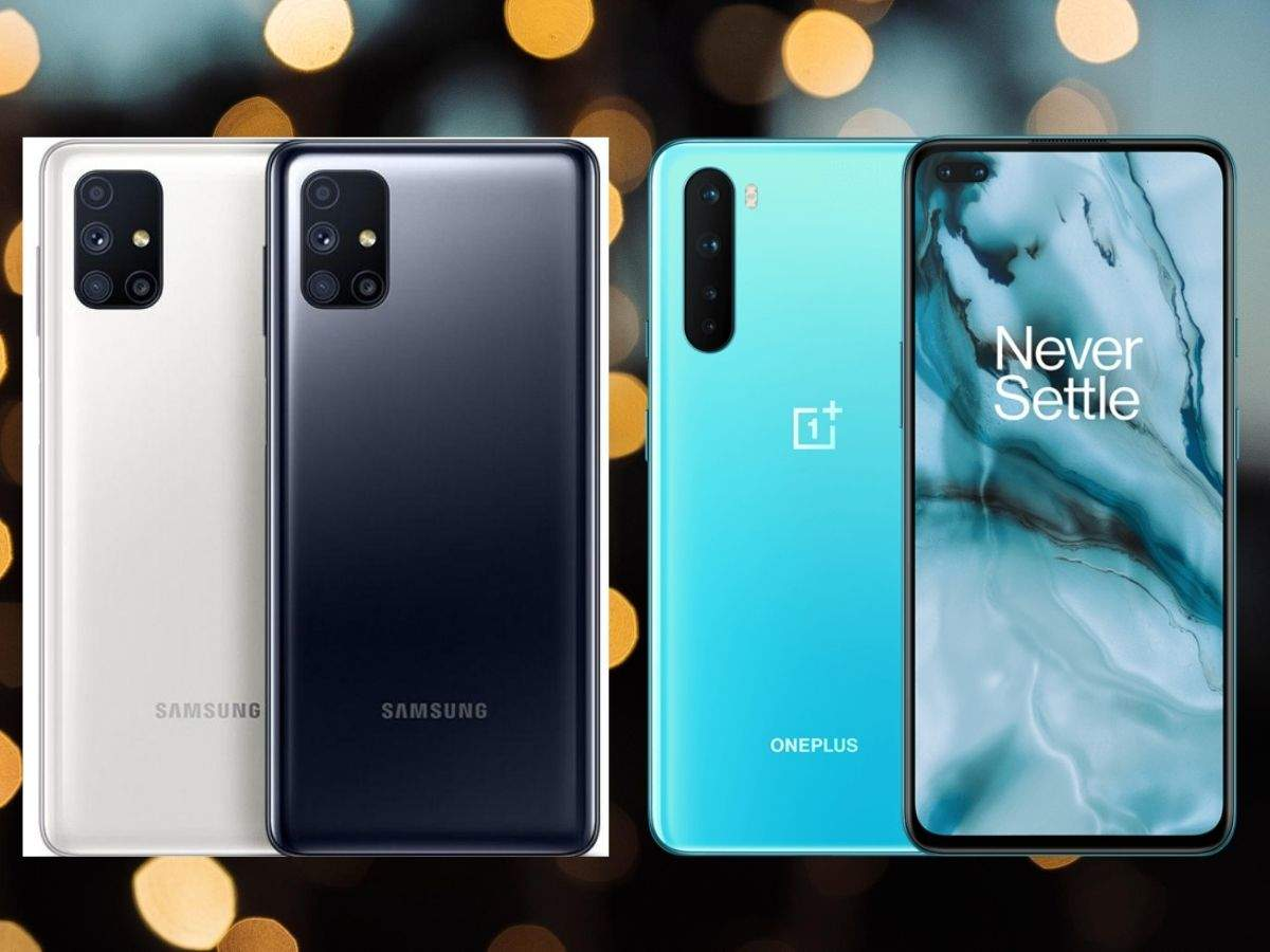 Samsung Vs Oneplus Samsung Galaxy M51 Vs Oneplus Nord Which Is Best Samsung Galaxy M51 Vs Oneplus Nord Know Variations Price Specs Options Enter21st Com