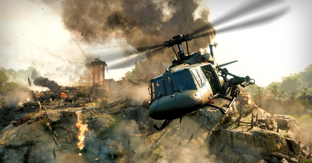 Call of Duty: Black Ops Cold War - Complete list of Scorestreaks