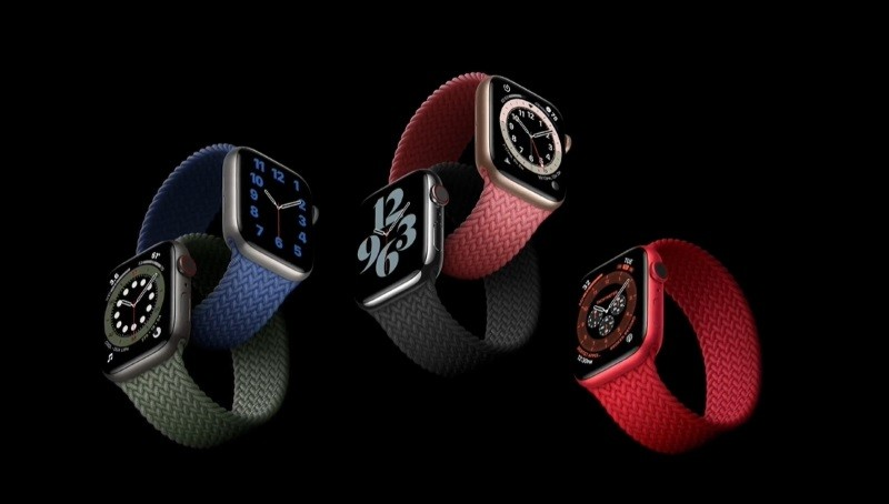 Apple Watch Series 6 official with blood oxygen monitor, new colors, and more
