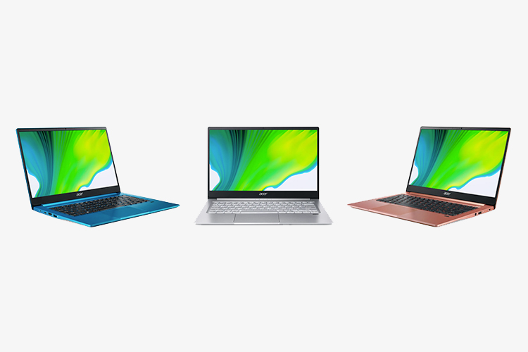 Acer Launches New Swift 5, Swift 3 with 11th-Gen Intel Processors