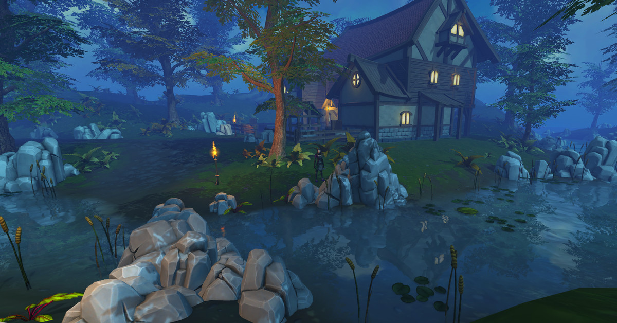 After two decades inside a browser, RuneScape is heading to Steam this October