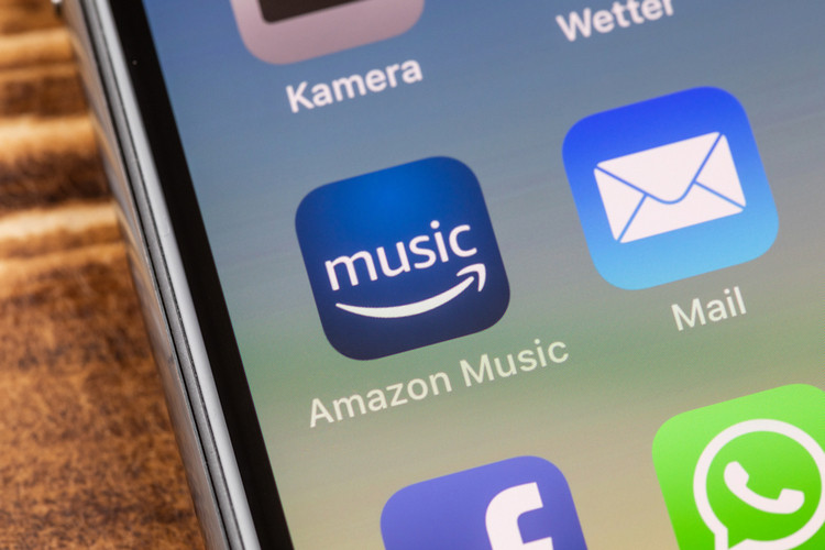Amazon Music Adds Podcasts, Including Original Shows by Will Smith, DJ Khaled