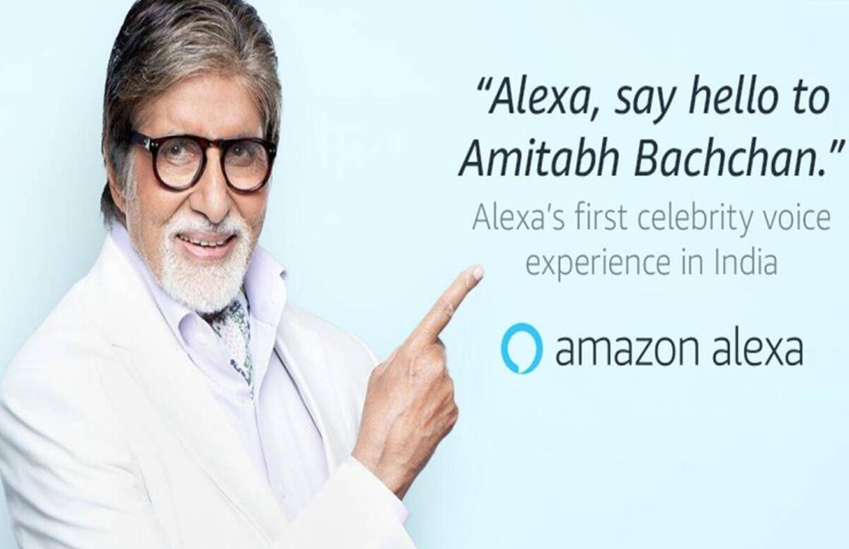 Amitabh Bachchan voice soon on Alexa enabled devices, amazon partnership with him, know more details - Amitabh Bachchan's voice will be heard on Amazon Alexa, know how long users will have to wait