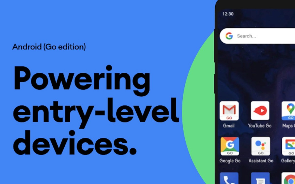 Android 11 Go Edition brings gesture navigation and expands to 2GB RAM devices