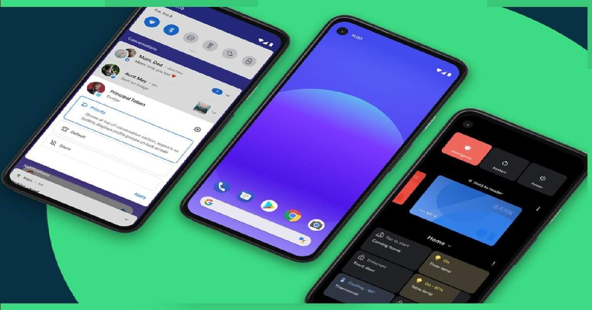 Android 11 features: from notification history to screen recorder, Android 11 will get doser features - notification history to screen recorder, here are top android 11 features