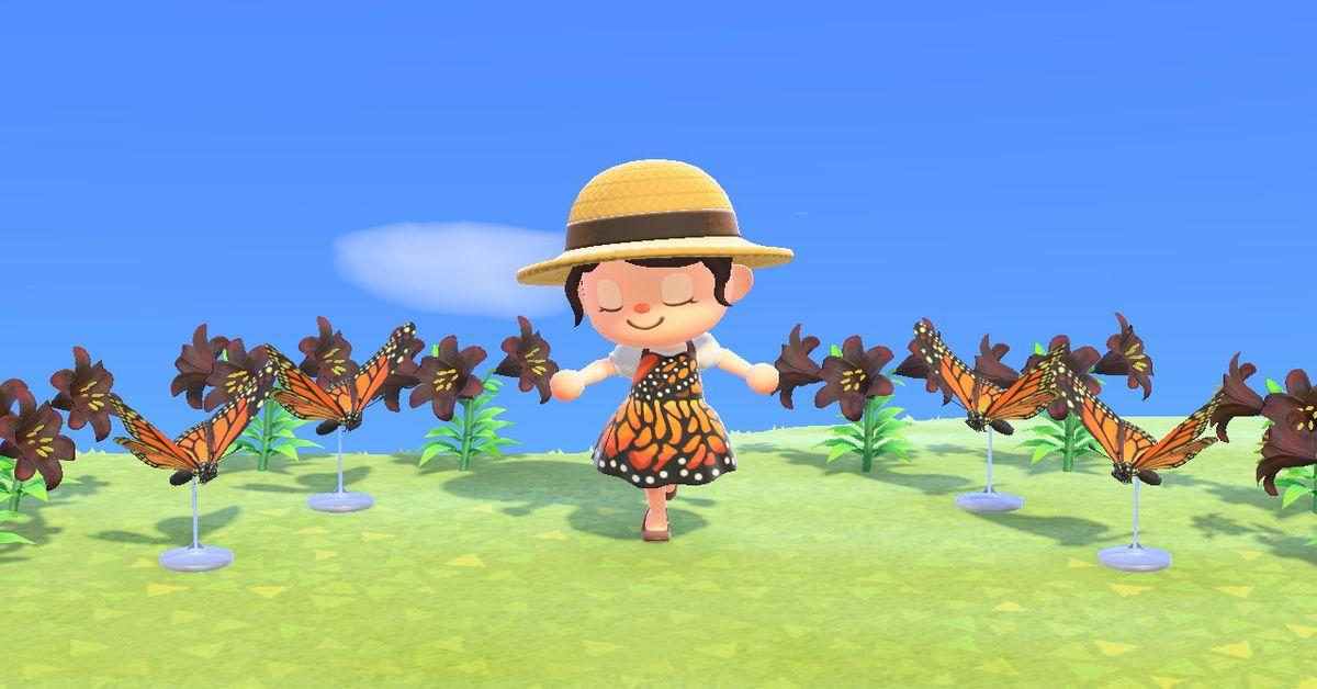 Animal Crossing keeps growing a vibrant fashion community
