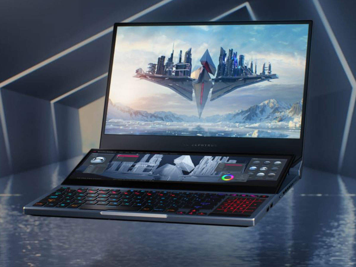 Asus brings two-screen Dhansu laptop, has a great look and features