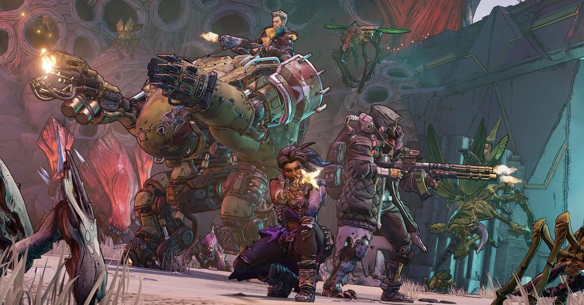 Borderlands 3 gets free next-gen upgrade for PS5 and Xbox Series X