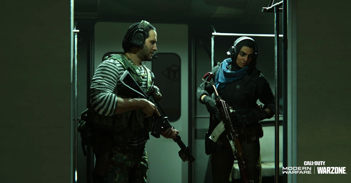 Call of Duty: Warzone subways are the fastest way to travel in season 6