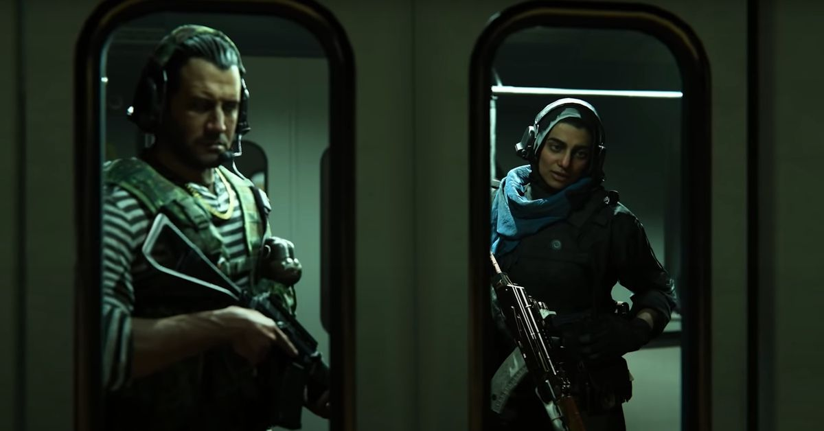 Call of Duty: Warzone's season 6 trailer shows off subways