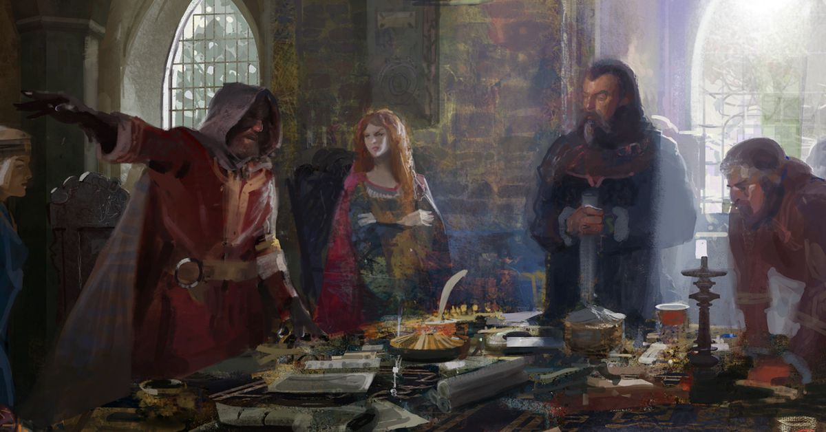 Crusader Kings 3 review: this strategy game is one of the best role-playing games of 2020