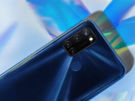Curtain lifted from Realme C17, it has 5000mAh battery