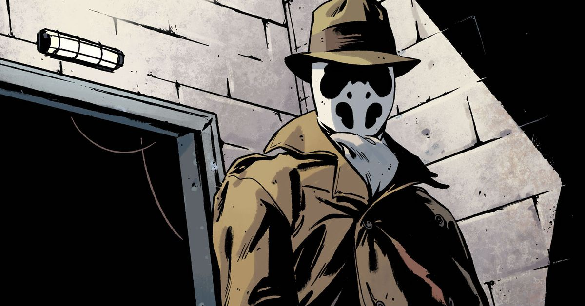 DC's new Rorschach comic will bring back the other Watchmen characters